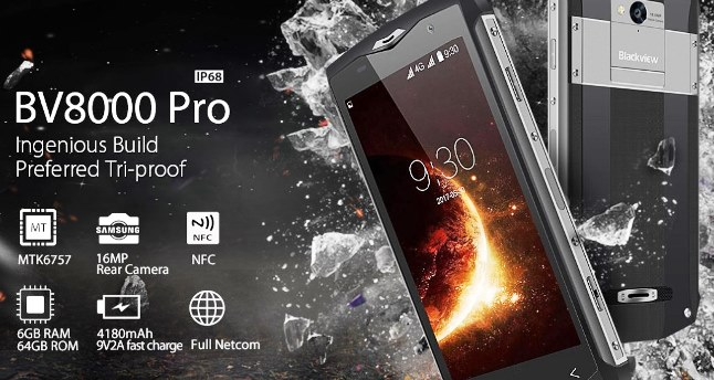 Blackview BV8000 Pro USB Driver | Phone USB Driver